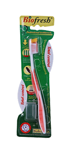 Toothbrush Total control orange