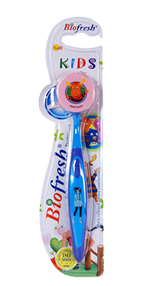 Toothbrush kids blue
