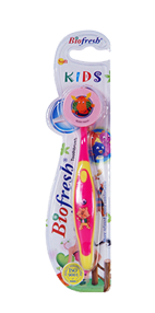 Toothbrush kids pink